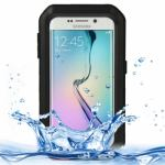 Funda LOVE MEI waterproof para Samsung Galaxy S6 Edge