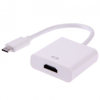 Cable USB C a HDMI Hembra para Macbook