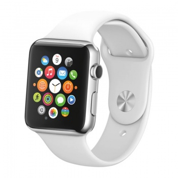 Maqueta de Apple Watch 38mm a color