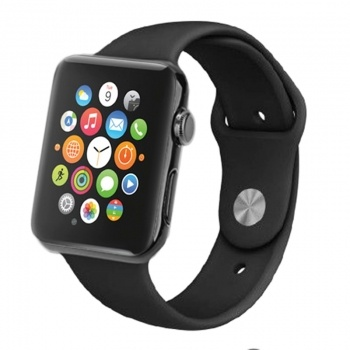 Dummy / Maqueta metálico con pantalla a color para Apple Watch 42mm