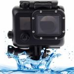Carcasa Black Edition waterproof para GoPro HERO3