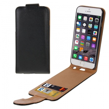 Funda de Piel Nappa vertical para iPhone 6 / iPhone 6S Plus