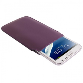 Funda de piel CrossTex serie Colors para Samsung Galaxy S4 / Note 2