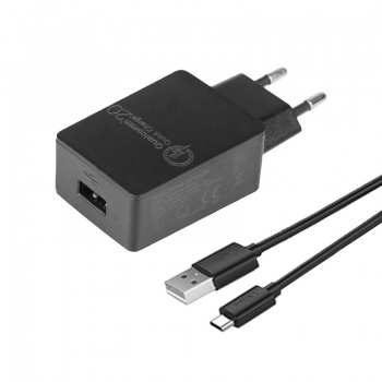 Cargador Itian 15W 2.1A Qualcomm Quick Charge 2.0 USB Universal