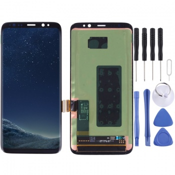 iPartsBuy for Samsung Galaxy S8 / G950 Original LCD Screen + Original Touch