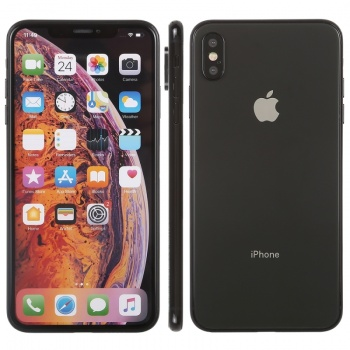 Maqueta iPhone XS Max con pantalla color