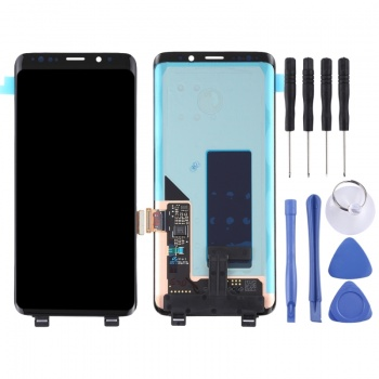 LCD Screen and Digitizer Full Assembly for Galaxy S9 / G960F / G960F / DS / G960U / G960W / G9600