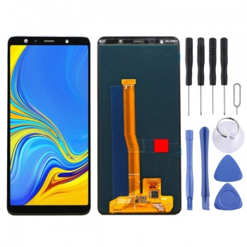 LCD Screen and Digitizer Full Assembly for Galaxy A7  (2018), A750F / DS