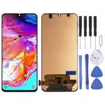 LCD Screen and Digitizer Full Assembly for Galaxy A70, M-A705F/DS, SM-A705FN/DS, SM-A705GM/DS, SM-A705MN/DS, SM-A7050