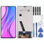 LCD Screen and Digitizer Full Assembly for Xiaomi Redmi 9