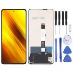 Original LCD Screen and Digitizer Full Assembly for Xiaomi Poco X3 / Poco X3 NFC / MZB07Z0IN / MZB07Z1IN / MZB07Z2IN / MZB07Z3IN / MZB07Z4IN / MZB9965IN / M2007JCG / M2007J20CT