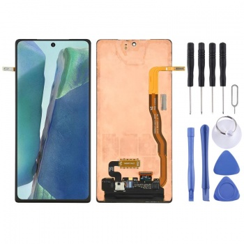 Original LCD Screen and Digitizer Full Assembly for Samsung Galaxy Note20