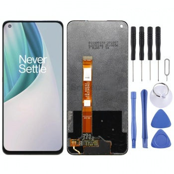 LCD Screen and Digitizer Full Assembly for OnePlus Nord N10 5G BE20299